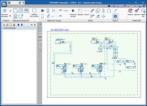 CYPEHVAC Schematics. Diseño de esquemas de principio para instalaciones de climatización